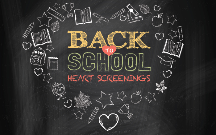 FREE Back to School Heart Screenings at Walgreens