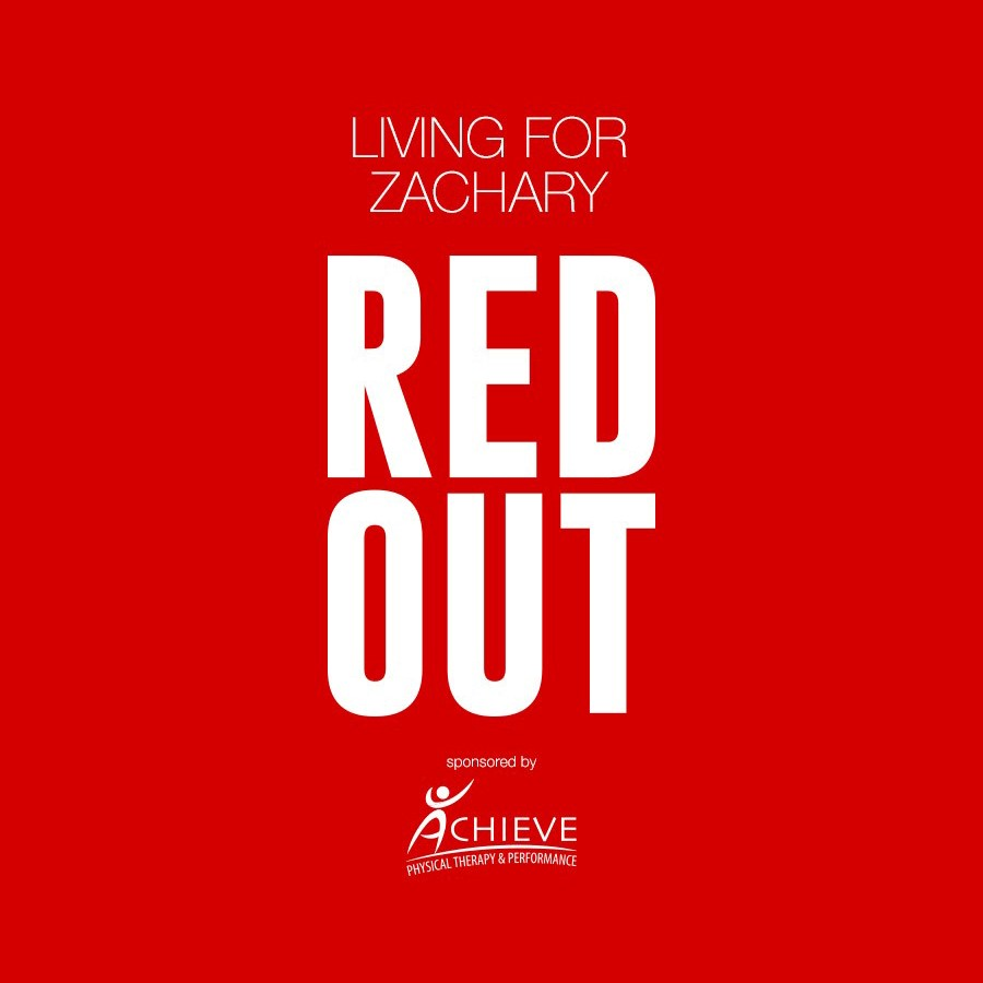 Red Out for Zac