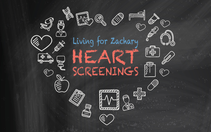 Free Living for Zachary Heart Screenings
